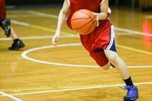 取手市くまもと整骨院-バスケットボール
